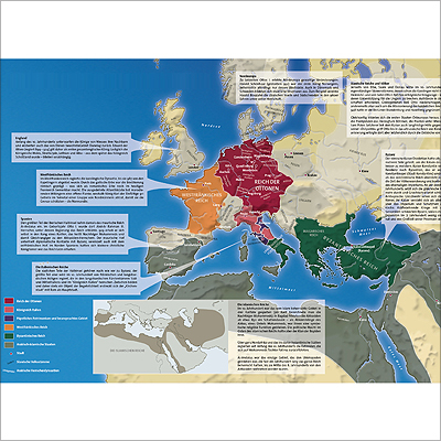 Europe at the end of the 10.th century